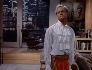 Frasier: A Midwinter Night's Dream