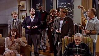 Frasier: Sleeping With the Enemy