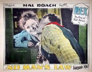 No Man's Law