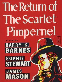 The Return of the Scarlet Pimpernel