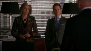 The Good Wife: Driven