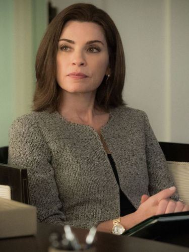 The Good Wife : Restraint
