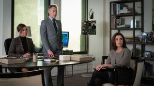 The Good Wife: Restraint