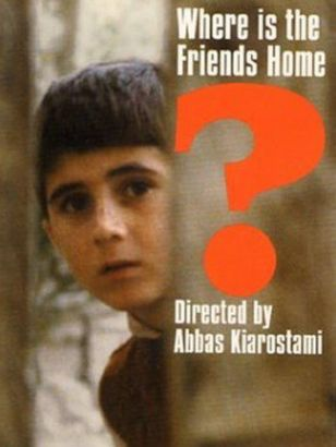 Where Is the Friend's Home?