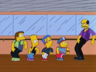 The Simpsons: New Kids on the Blecch