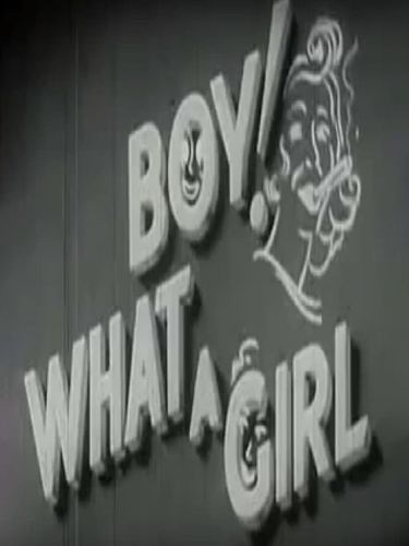 Boy! What a Girl!