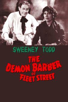 Demon Barber of Fleet Street