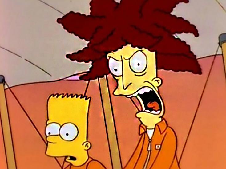 The Simpsons: Sideshow Bob's Last Gleaming