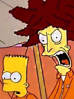 The Simpsons : Sideshow Bob's Last Gleaming