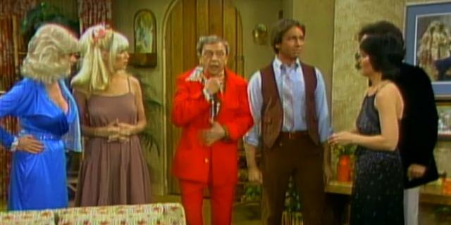 Three's Company: The Goodbye Guy