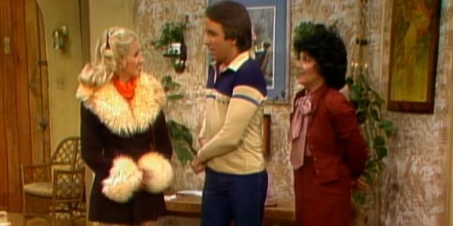 Three's Company: The Gift