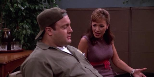 The King of Queens: Assaulted Nuts