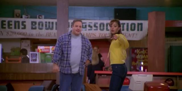 The King of Queens: Sparing Carrie