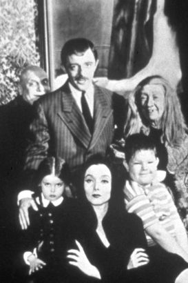 The Addams Family [Animated TV Series]