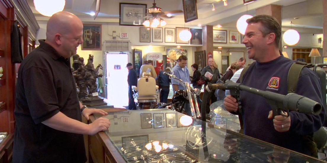 Pawn Stars: Fortune in Flames