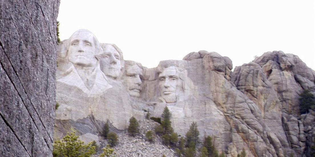 Brad Meltzer's Decoded: Mount Rushmore