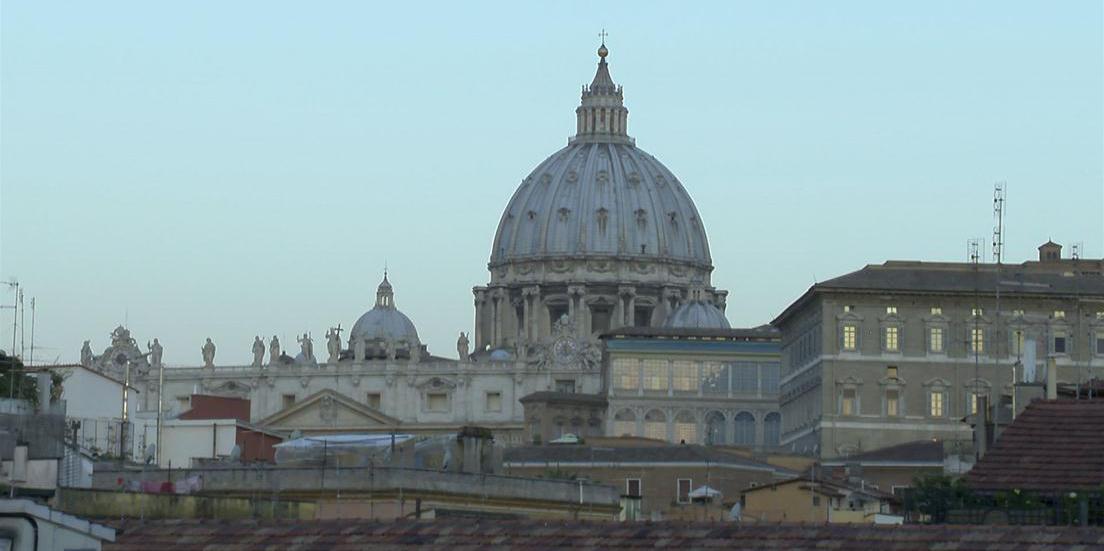 Brad Meltzer's Decoded: Vatican