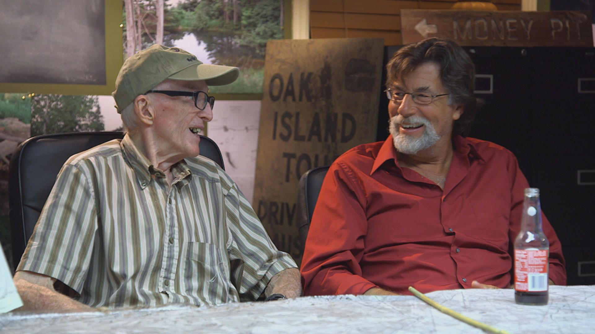 The Curse of Oak Island: The Missing Peace