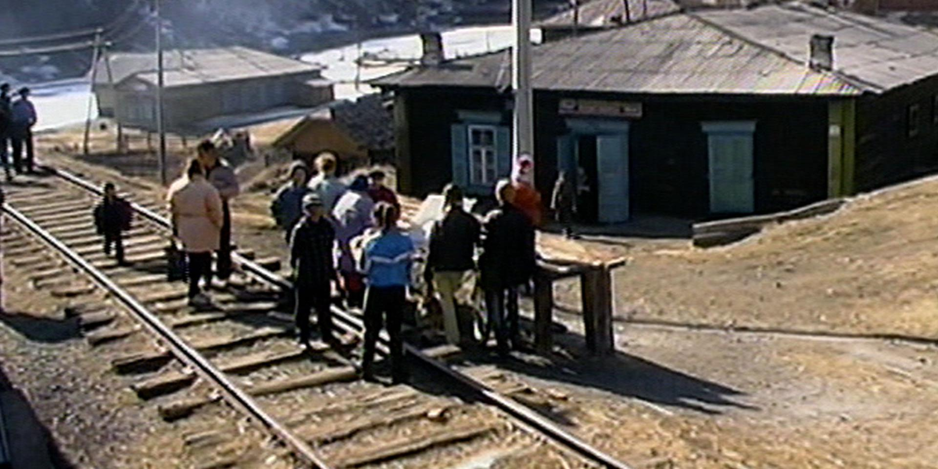 Modern Marvels: The Trans-Siberian Railroad