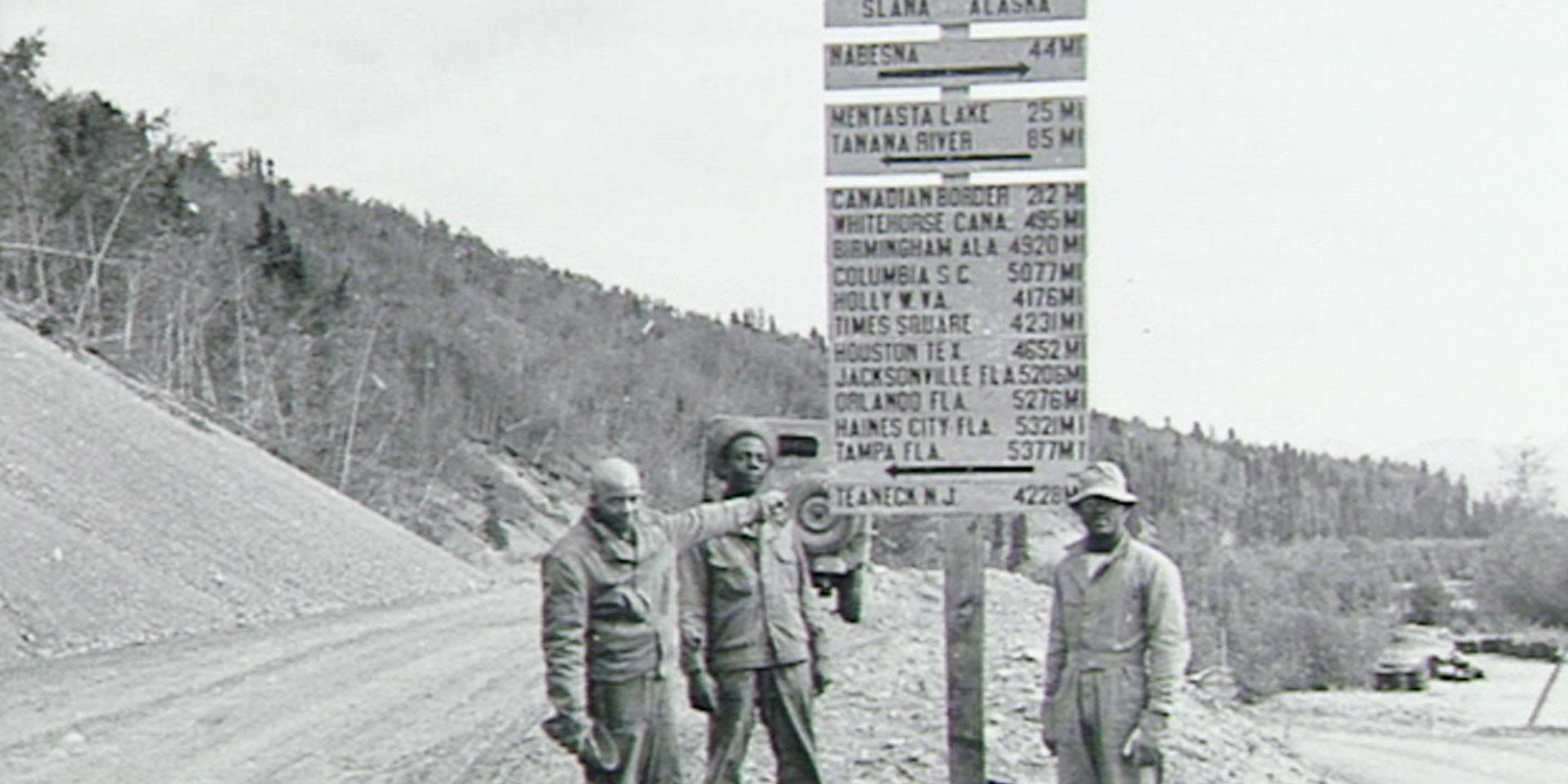 Modern Marvels: The Alcan Highway