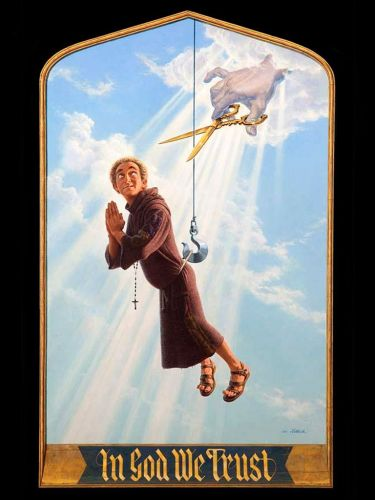 marty feldman in god we trust movie