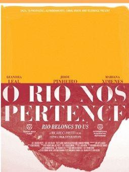O Rio nos pertence