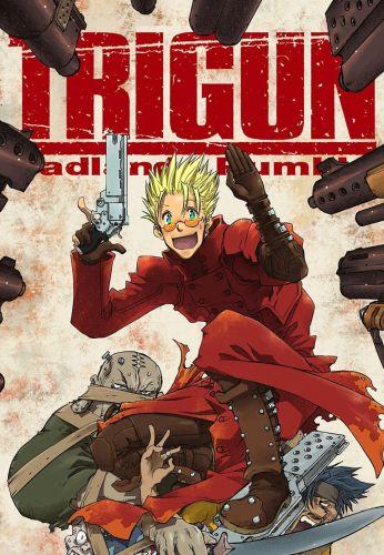 Gekijouban Trigun: Badlands Rumble