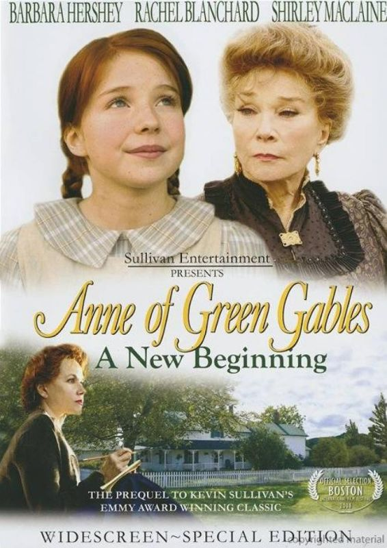 Anne Of Green Gables A New Beginning 2008 Kevin