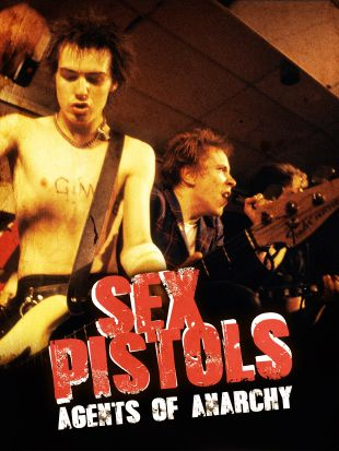 Sex Pistols: Agents of Anarchy