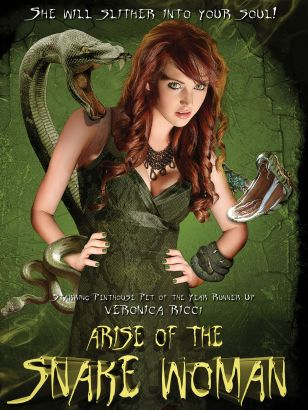 Arise of the Snake Woman
