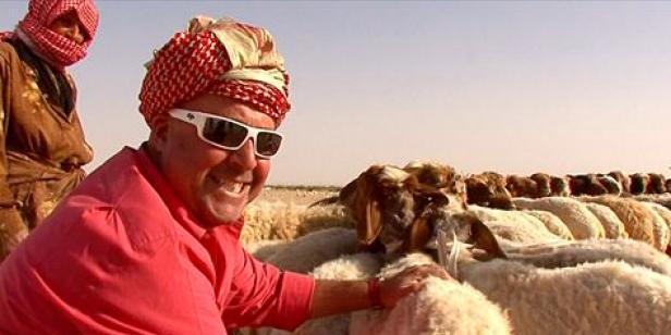 Bizarre Foods With Andrew Zimmern: Syria