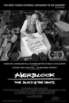 Herblock - The Black & the White