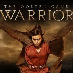 The Golden Cane Warrior