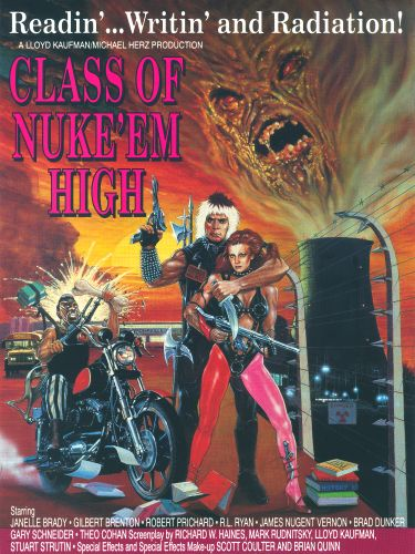 Class of Nuke 'em High