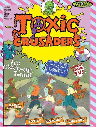 Toxic Crusaders [TV Series]