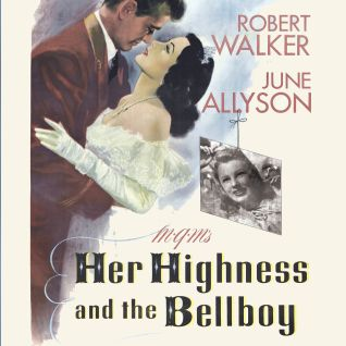 Her Highness and the Bellboy (1945)