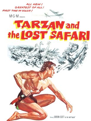 Tarzan and the Lost Safari (1957)