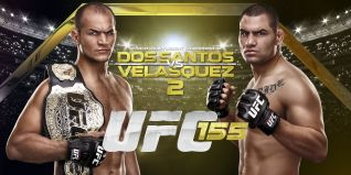 UFC 155: Dos Santos vs. Velasquez II