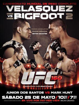 UFC 160: Velasquez vs. Bigfoot 2