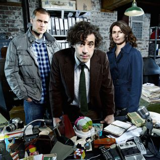 Dirk Gently [TV Series]