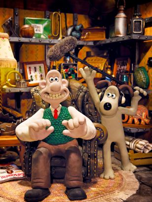 Wallace & Gromit's World of Invention [Animated TV Series]