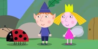 Ben and Holly's Little Kingdom [Animated TV Series]