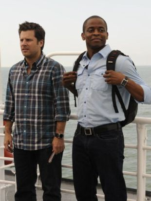 Psych : Ferry Tale