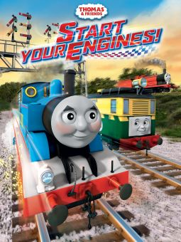 Thomas & Friends: Start Your Engines