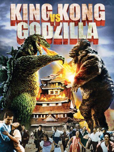King Kong vs. Godzilla