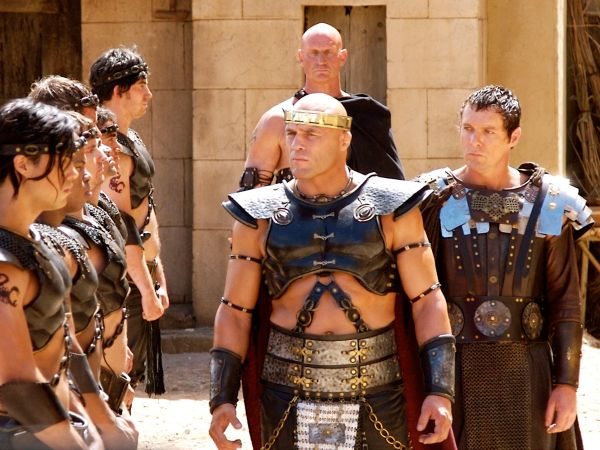 The Scorpion King 2 Rise Of A Warrior 2008 Russell