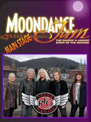 REO Speedwagon: Live at Moondance Jam