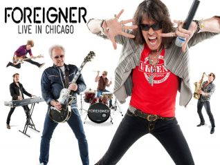 Foreigner: Live in Chicago