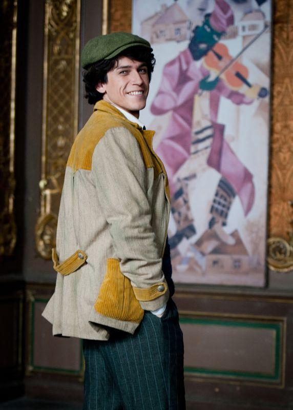 Chagall-Malevich (2014) - Alexander Mitta | Synopsis ... Chagall Malevich 2014 Subtitles