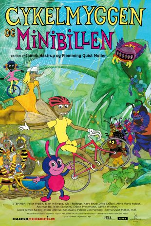 Cykelmyggen og Minibillen